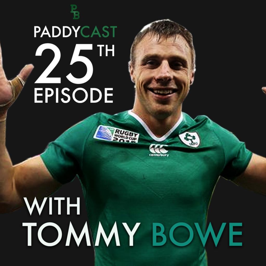 Tommy Bowe